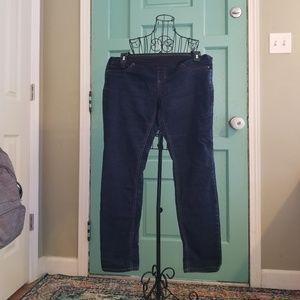 Blue Spice Maternity Jeans